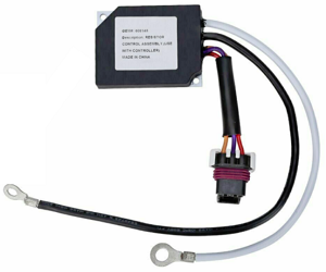 EZGO  Resistor Control Assembly