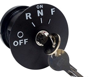 E-Z-GO Key Switch