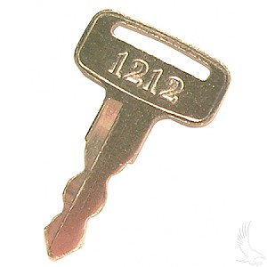 Key Replacement Yamaha Models G1/G2/G8/G9/G11 # 1916- KEY-YM1-BG20